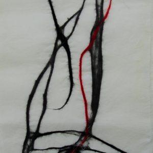 Abstrakt, 28 x 20 cm, 2010