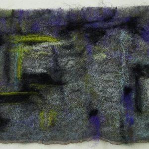 Bei Nacht, 18 x 25 cm, 2010