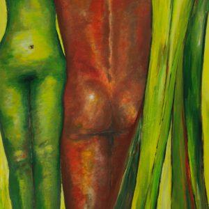 Frühling, 80 x 60 cm, 2008