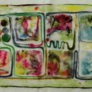 Garten, 33 x 60 cm, 2015