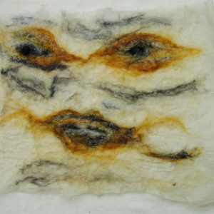 Maskerade, 25 x 20 cm, 2010