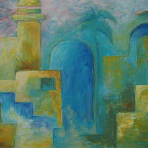 Monotheismus, 80 x 50 cm, 2009