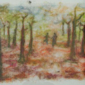 Sommer, 20 x 50 cm, 2013