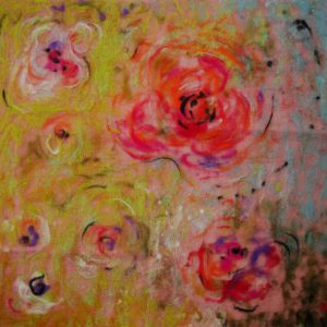 Traumzeit, 80 x 80 cm, 2012